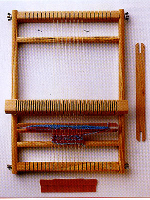 Telaio tessitura da tavolo
